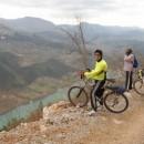 Biciklista preko Sjemeća