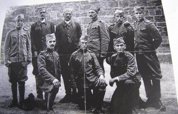 Desimirovi drugovi u zarobljeništvu