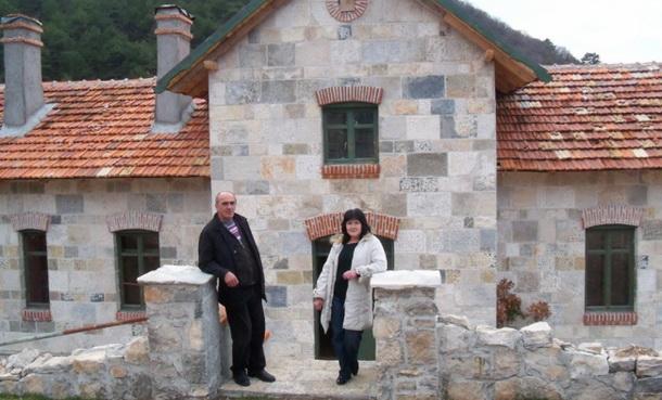 Kusturica poklonio kuću