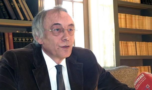 Miroslav Perišić u Andrićgradu