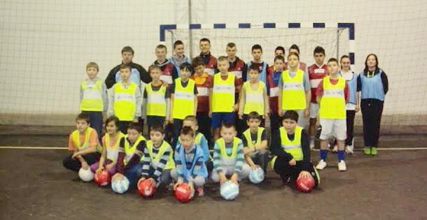 Novo Goražde - škola fudbala