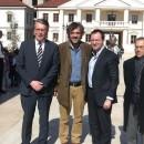 Ruska delegacija u Andrićgradu