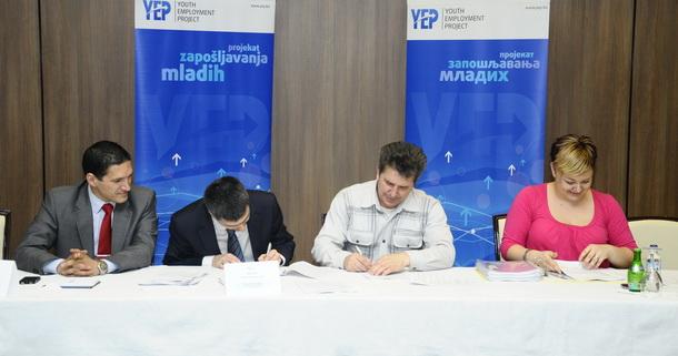 YEP - zapošljavanje mladih u Čajniču