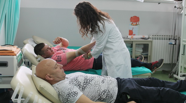 Davaoci krvi u Višegradu