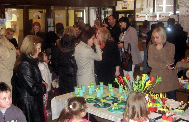 Dječija izložba u Čajniču