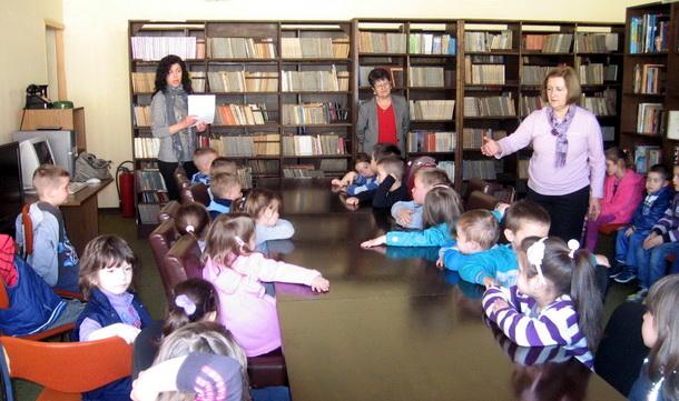 Dječiji dan knjige u Čajniču