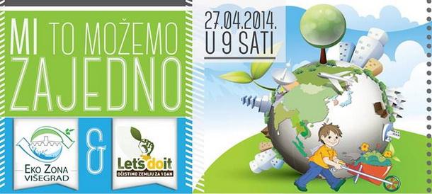 Eko zona - akcija april 2014