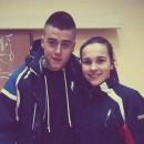 Krsto Čančar i Milica Todović