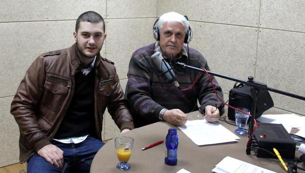 Lukijan Ivanović i Slavko Heleta