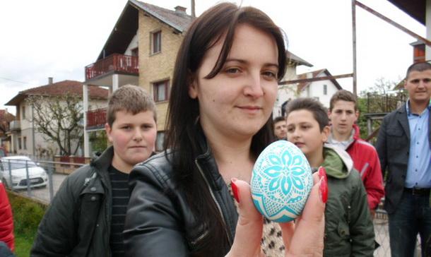 Marija Vrećo - Najljepše jaje