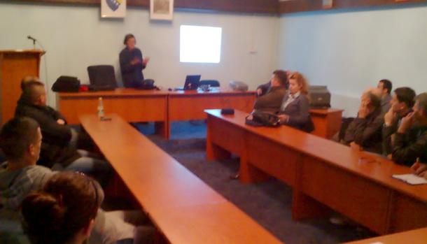 Sastanak u Čajniču - Agencija za poljoprivredu