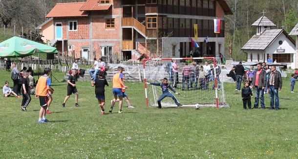Turnir u Dobrunskoj Rijeci za Vaskrs