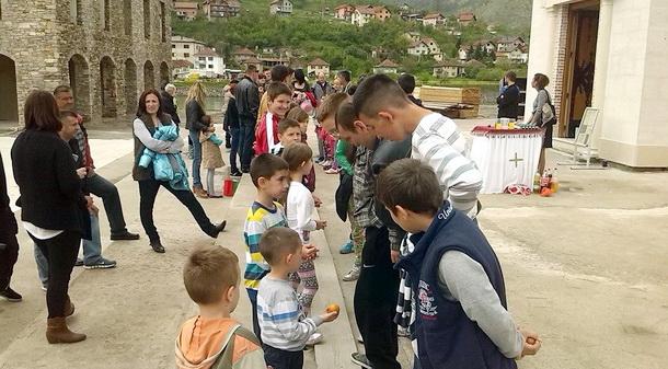Vaskršnja tucijada u Andrićgradu
