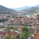Višegrad-panorama