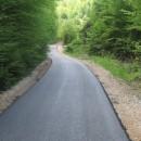 Asfaltiran put u Čajniču