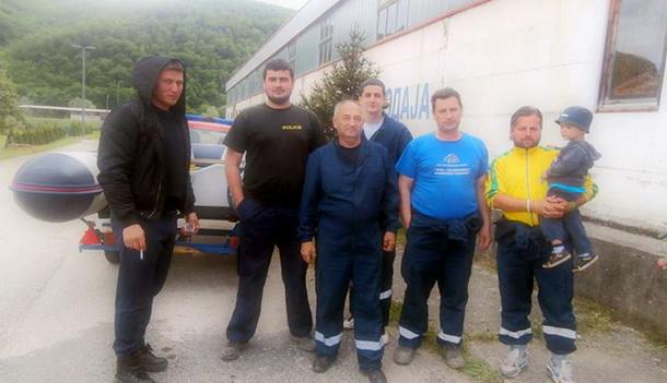 Civilna zaštita Novo Goražda se vratila iz Bijeljine