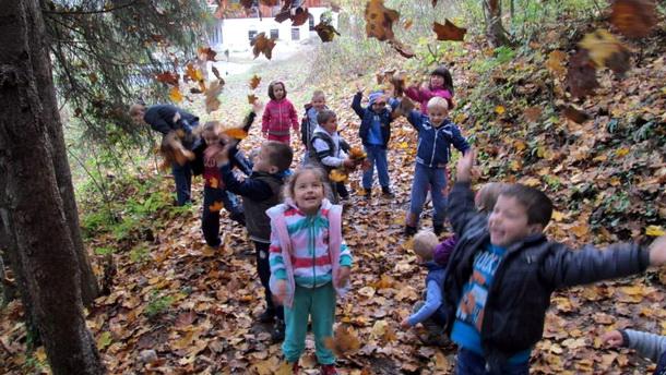Djeca iz Čajniča-obdanište
