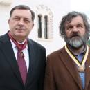 Dodik i Kusturica - orden
