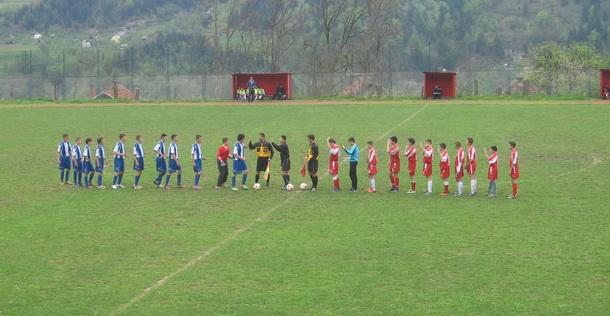 FK Stakorina - pioniri