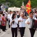 Festival folklora u Višegradu