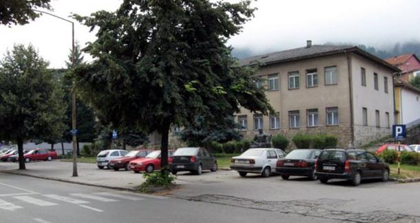 Gradsko pozorište u Foči
