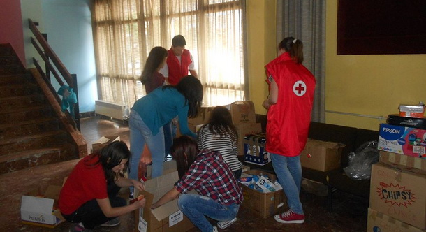 Humanitarna pomoć iz Čajniča