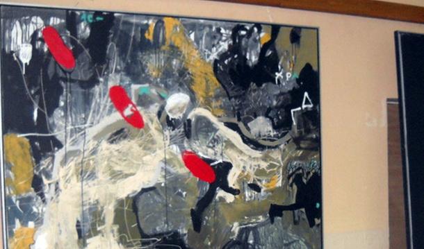 Izložba slika u Foči