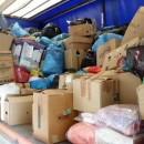Kamion pomoći iz Rogatice-poplave