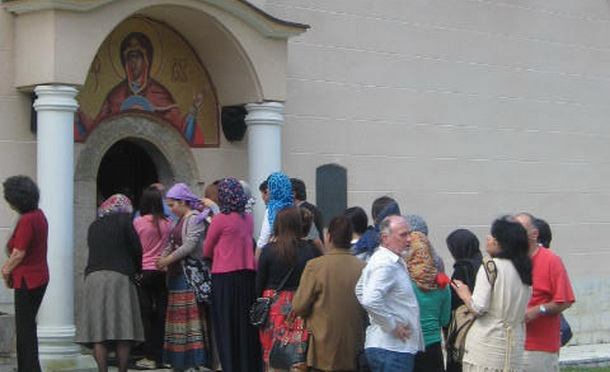 Manastir u Čajniču