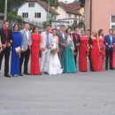 Maturanti u Čajniču 2014