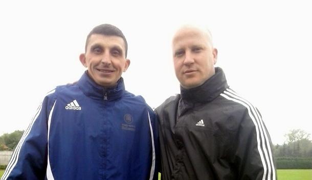 Mladen Obrenović i Marko Nikolić