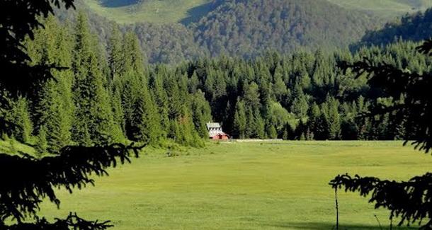 Pašina poljana u Foči