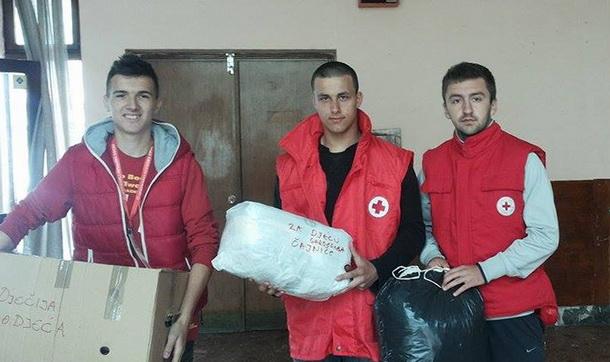 Pomoć za poplave iz Čajniča