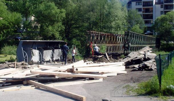 Pontosnki most u Foči