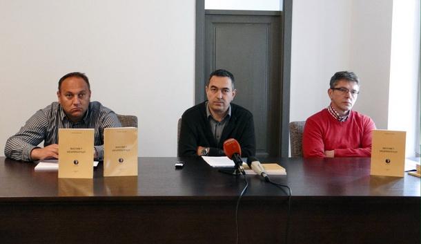 Promocija zbornika radova Njegoš u Andrićgradu