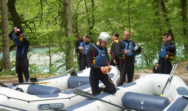 Rafting klub Valine Rudo