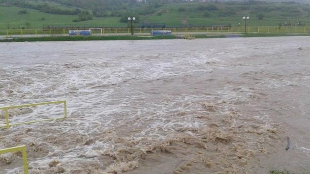 Rakitnica - poplava