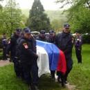 Sahranjen policajac Mijović iz Foče