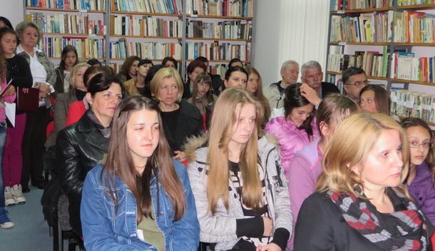 Sjećanje na Desanku Maskimovic u Rogatici