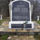 Spomenik u Novom Goraždu