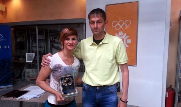 Tanji Marković specijalno priznanje