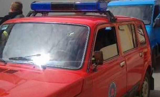 Vatrogasci u Cajnicu