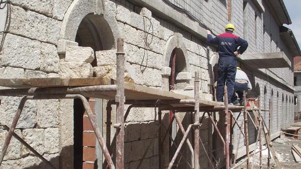 pocelo zidanje kamena - 20.4.2012.
