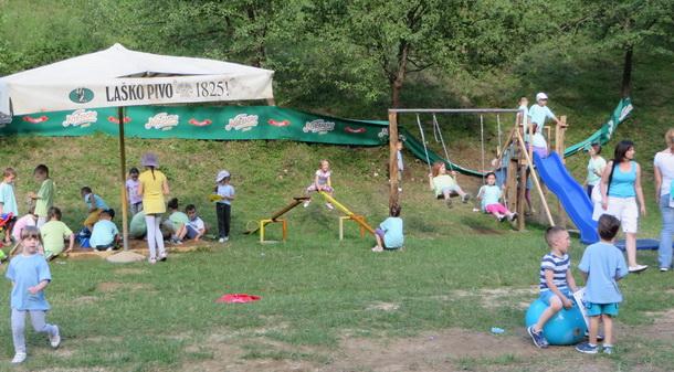 Dječije igre u Ziličini