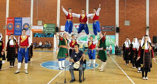 Folklor u Višegradu