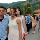 Mali maturnati u Višegradu