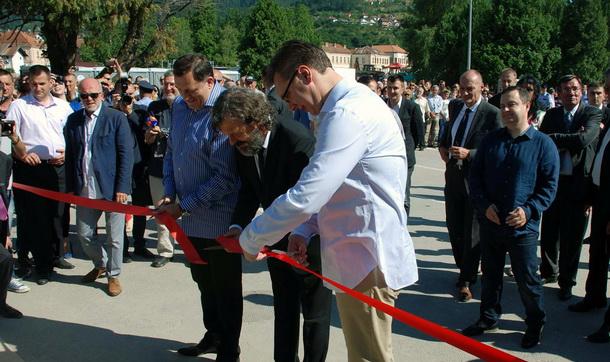 Otvoren Andrićgrad 2014