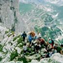 Planinari na Magliću