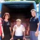 Pomoc iz Čajniča za poplave