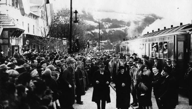 Prvi ćiro u Višegradu